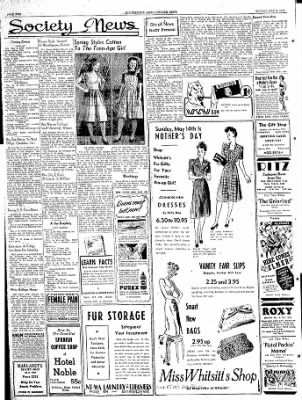 The Courier News from Blytheville, Arkansas on May 8, 1944 · Page 2