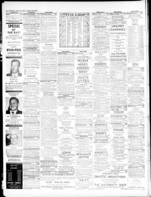 The Monroe News Star From Monroe Louisiana On January 1 1957 Page 13