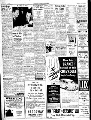 The Courier News from Blytheville, Arkansas on May 8, 1944 · Page 6