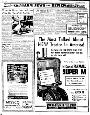 The Courier News from Blytheville, Arkansas on May 16, 1952 · Page 8