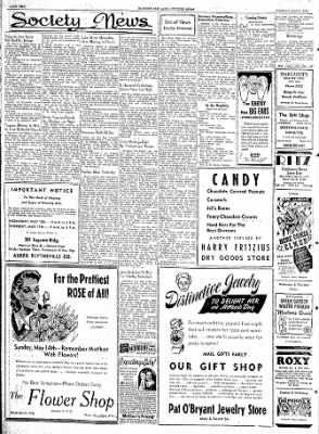 The Courier News from Blytheville, Arkansas on May 9, 1944 · Page 2