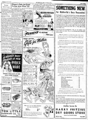 The Courier News from Blytheville, Arkansas on May 9, 1944 · Page 3