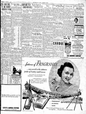 The Courier News from Blytheville, Arkansas on March 1, 1937 · Page 3