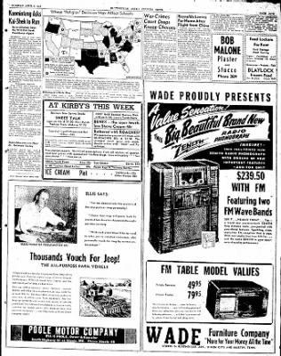 The Courier News from Blytheville, Arkansas on April 6, 1948 · Page 5