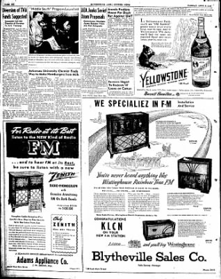 The Courier News from Blytheville, Arkansas on April 6, 1948 · Page 6
