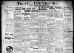 The Old Dominion Sun