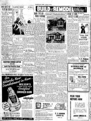 The Courier News from Blytheville, Arkansas on March 2, 1937 · Page 2