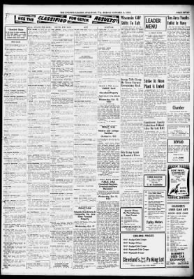 The News Leader From Staunton Virginia On October 5 1951 7
