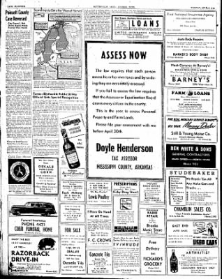 The Courier News from Blytheville, Arkansas on April 6, 1948 · Page 14