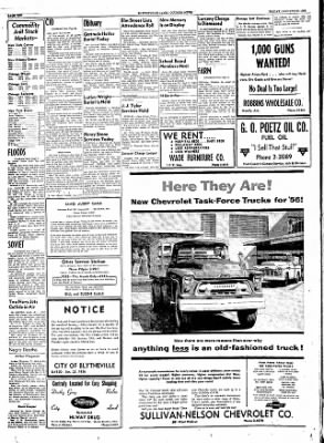 The Courier News from Blytheville, Arkansas on January 27, 1956 · Page 10