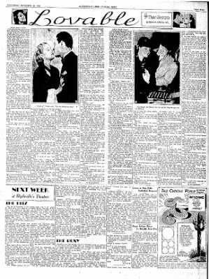 The Courier News from Blytheville, Arkansas on December 1, 1934 · Page 5