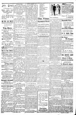 Logansport Pharos-Tribune from Logansport, Indiana on October 25, 1897 · Page 5