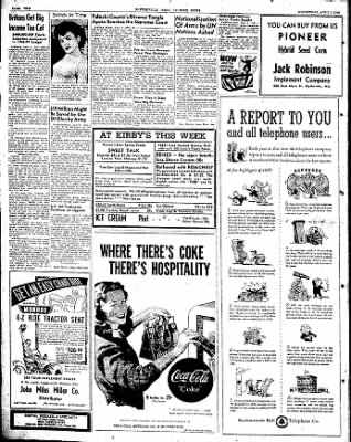 The Courier News from Blytheville, Arkansas on April 7, 1948 · Page 2