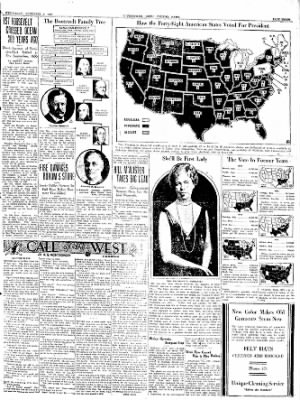 The Courier News from Blytheville, Arkansas on November 9, 1932 · Page 6