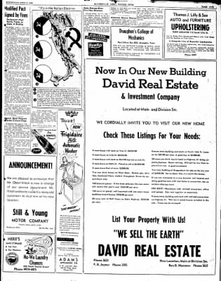 The Courier News from Blytheville, Arkansas on April 7, 1948 · Page 5