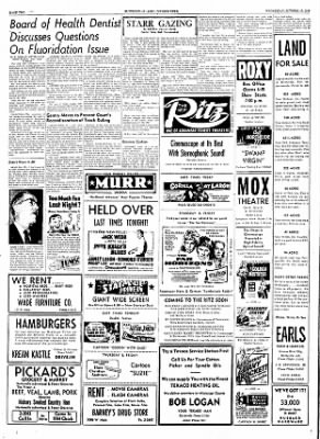 The Courier News from Blytheville, Arkansas on October 19, 1955 · Page 2