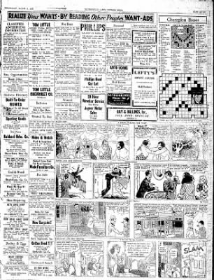 The Courier News from Blytheville, Arkansas on March 3, 1937 · Page 9