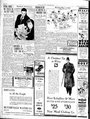The Courier News from Blytheville, Arkansas on December 3, 1934 · Page 6