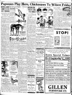 The Courier News from Blytheville, Arkansas on November 10, 1932 · Page 6
