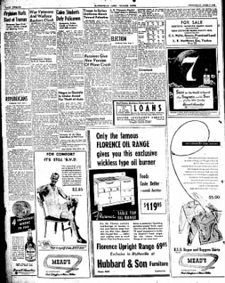 The Courier News from Blytheville, Arkansas on April 7, 1948 · Page 12