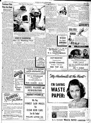 The Courier News from Blytheville, Arkansas on May 12, 1944 · Page 5