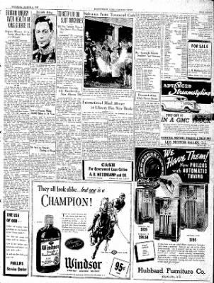 The Courier News from Blytheville, Arkansas on March 4, 1937 · Page 7