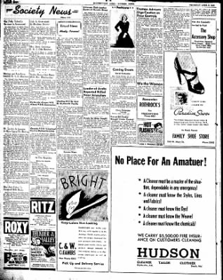 The Courier News from Blytheville, Arkansas on April 8, 1948 · Page 4