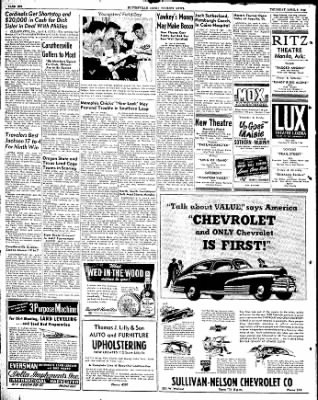 The Courier News from Blytheville, Arkansas on April 8, 1948 · Page 6