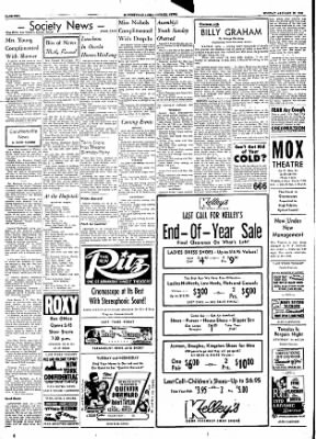 The Courier News from Blytheville, Arkansas on January 30, 1956 · Page 2