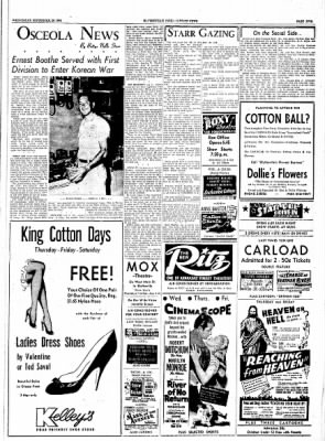 The Courier News from Blytheville, Arkansas on September 29, 1954 · Page 5