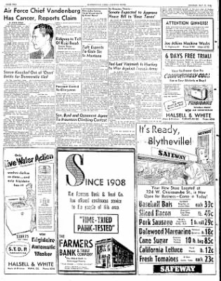 The Courier News from Blytheville, Arkansas on May 19, 1952 · Page 2