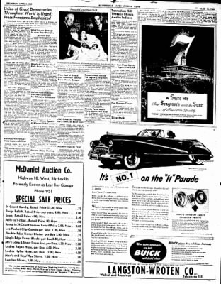 The Courier News from Blytheville, Arkansas on April 8, 1948 · Page 11