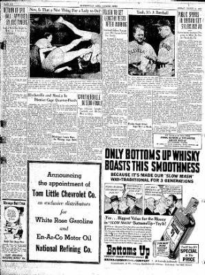 The Courier News from Blytheville, Arkansas on March 5, 1937 · Page 6