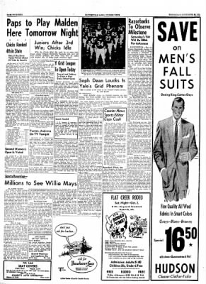 The Courier News from Blytheville, Arkansas on September 29, 1954 · Page 14