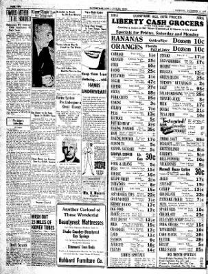The Courier News from Blytheville, Arkansas on December 6, 1934 · Page 2