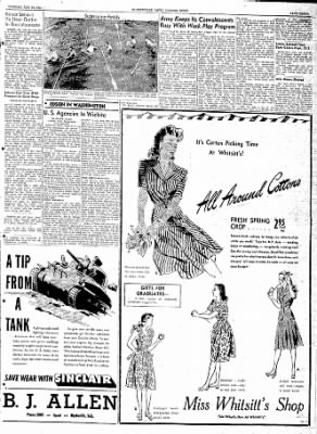 The Courier News from Blytheville, Arkansas on May 16, 1944 · Page 3