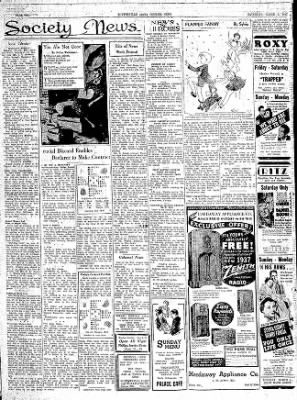 The Courier News from Blytheville, Arkansas on March 6, 1937 · Page 2