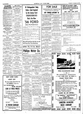The Courier News from Blytheville, Arkansas on October 20, 1955 · Page 16