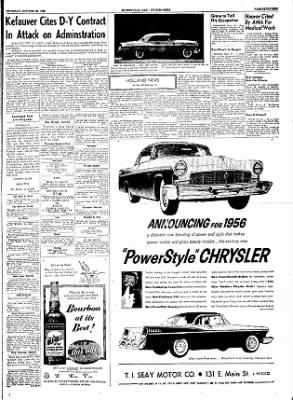 The Courier News from Blytheville, Arkansas on October 20, 1955 · Page 17