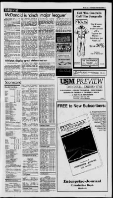 Enterprise-Journal from McComb, Mississippi on June 5, 1989 · 5
