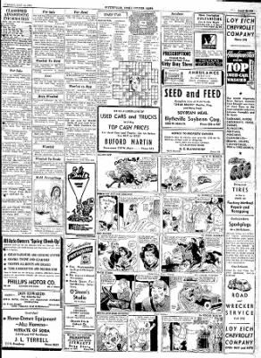 The Courier News from Blytheville, Arkansas on May 16, 1944 · Page 7
