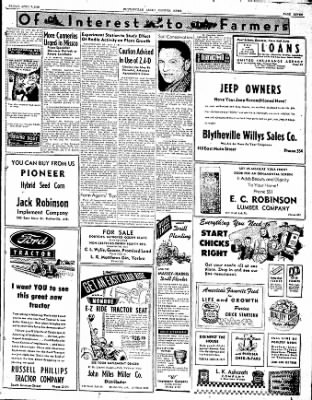 The Courier News from Blytheville, Arkansas on April 9, 1948 · Page 7