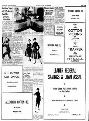 The Courier News from Blytheville, Arkansas on September 29, 1954 · Page 23
