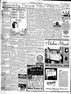 The Courier News from Blytheville, Arkansas on December 7, 1934 · Page 2