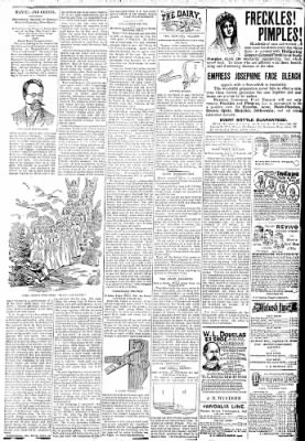 Logansport Pharos-Tribune from Logansport, Indiana on February 8, 1895 · Page 6