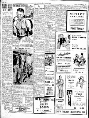 The Courier News from Blytheville, Arkansas on December 7, 1934 · Page 6
