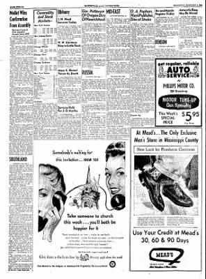 The Courier News from Blytheville, Arkansas on February 1, 1956 · Page 12