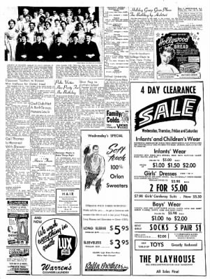 The News Tribune from Fort Pierce, Florida on January 31, 1956 · Page 3