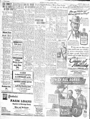 The Courier News from Blytheville, Arkansas on March 9, 1937 · Page 6