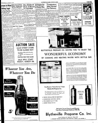 The Courier News from Blytheville, Arkansas on March 2, 1949 · Page 5